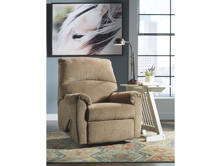 Signature Design By Ashley Living Room Zero Wall Recliner 1080129 At Callan Furniture