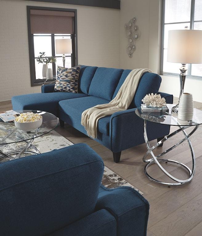 Signature Design By Ashley Living Room Jarreau Sofa Chaise