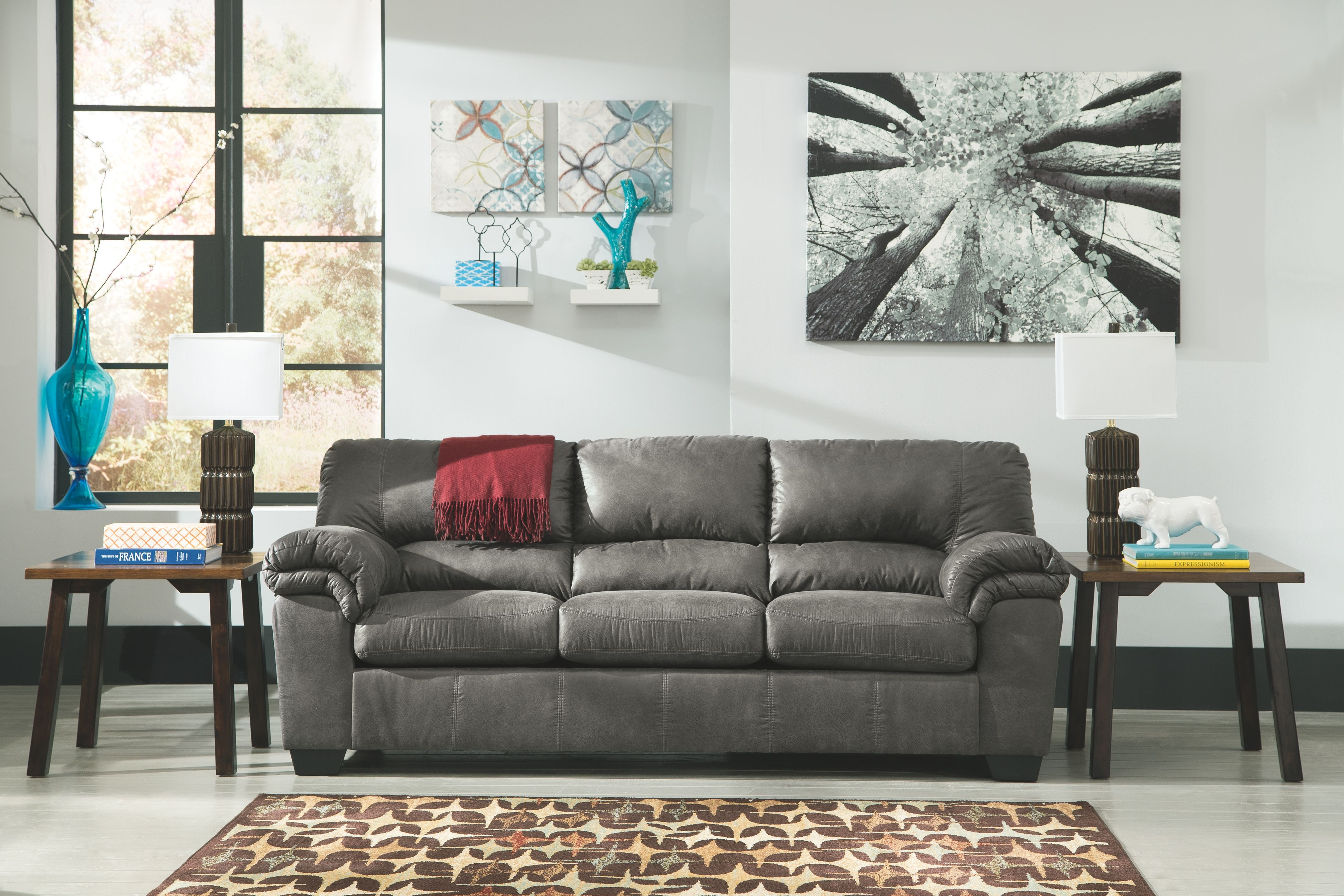 Signature Design By Ashley Living Room Sofa 1200138 At Sofas Unlimited