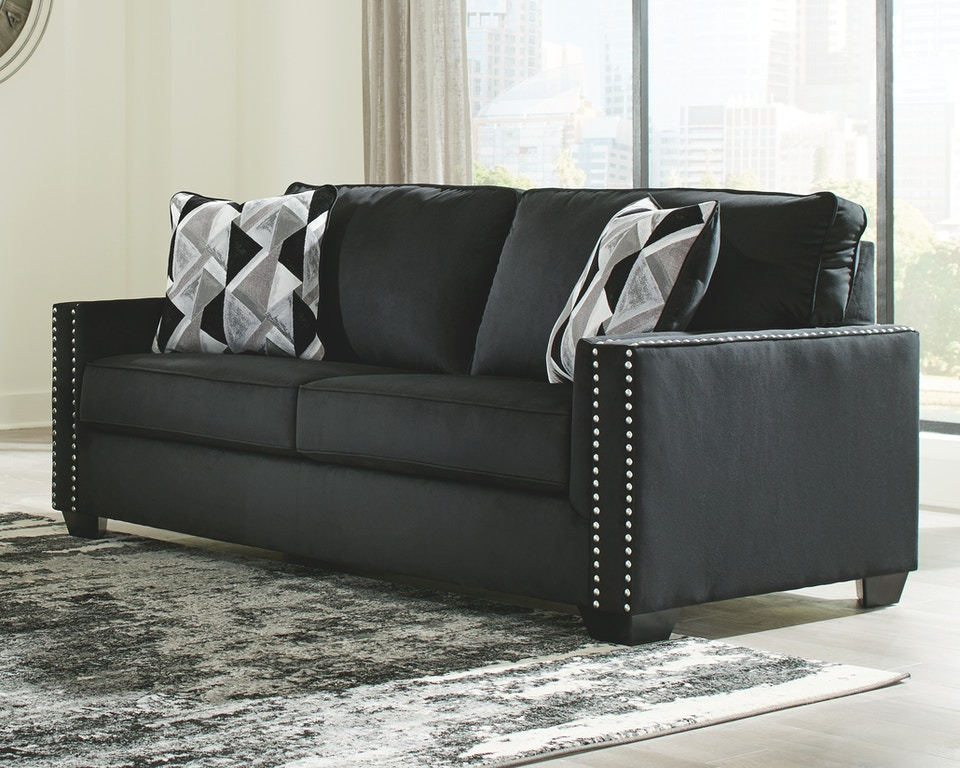 Signature Design by Ashley Living Room Gleston Sofa ...