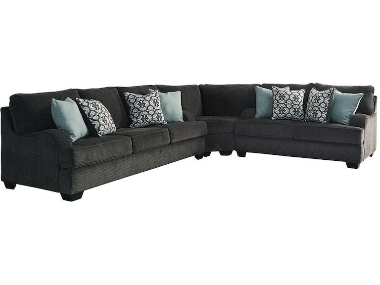 Fine Charenton 3 Piece Sectional Uwap Interior Chair Design Uwaporg