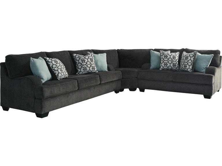 Living Room Chaon 3 Piece Sectional