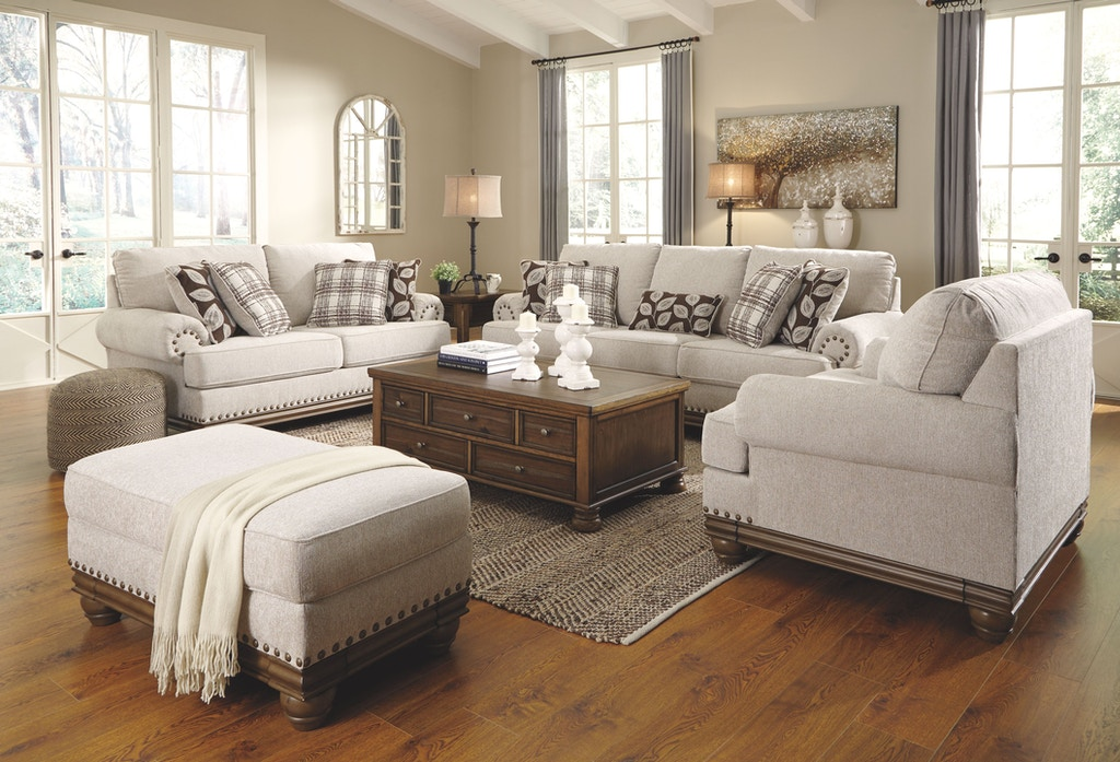 Signature Design By Ashley Living Room Harleson Loveseat