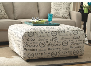 Signature Design by Ashley Oversized Accent Ottoman 1660008