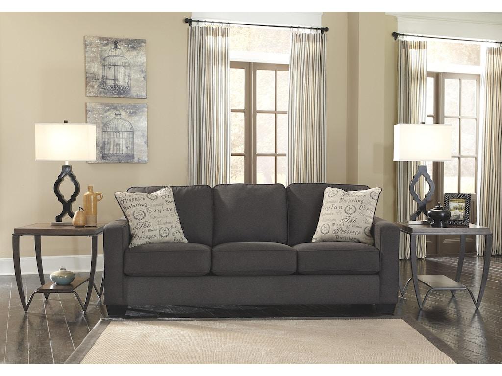 Signature Design By Ashley Living Room Sofa 1660138 New Look Furniture Lake Charles La