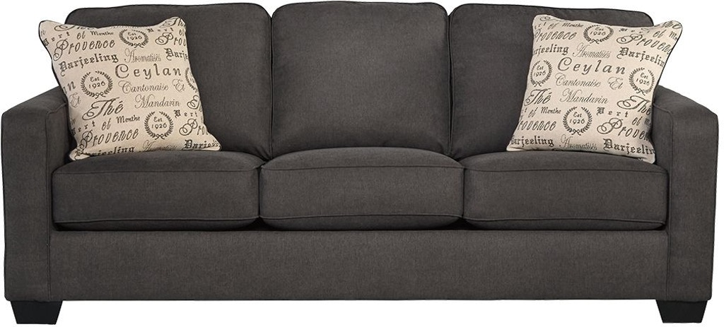 Signature Design By Ashley Living Room Alenya Queen Sofa