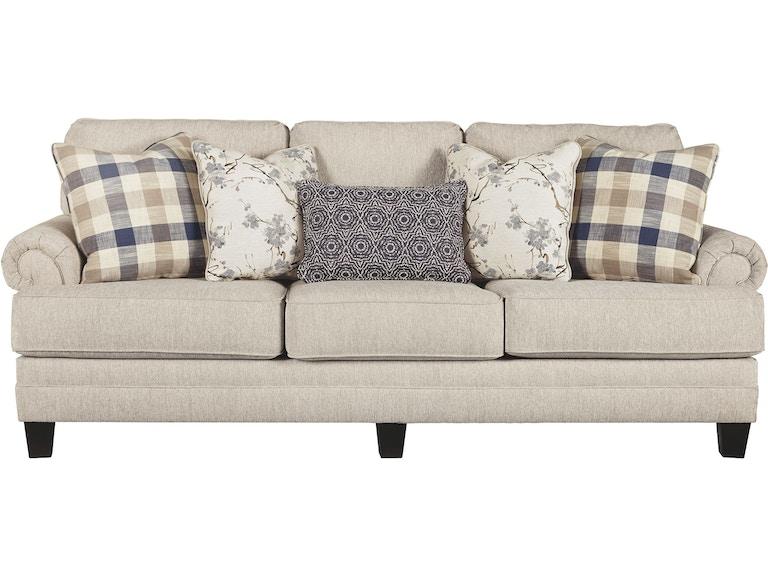 Terrific Benchcraft Living Room Meggett Queen Sofa Sleeper 1950439 Inzonedesignstudio Interior Chair Design Inzonedesignstudiocom