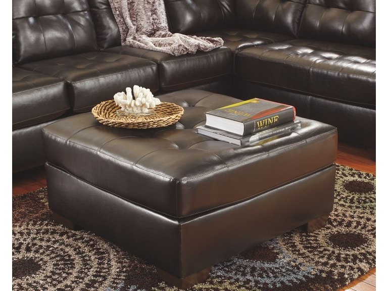 Signature Design By Ashley Living Room Oversized Accent Ottoman 2010108 Furniture Plus Inc