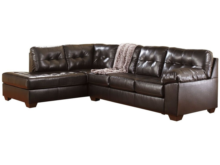 Signature Design By Ashley Living Room Alliston 2 Piece Sectional With Chaise 20101s1 China Towne