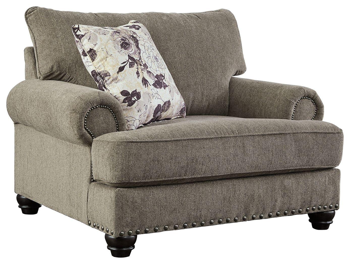 Benchcraft Living Room Sembler Oversized Chair , Skaff