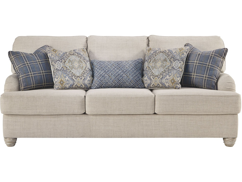 Peachy Benchcraft Living Room Traemore Queen Sofa Sleeper 2740339 Pabps2019 Chair Design Images Pabps2019Com