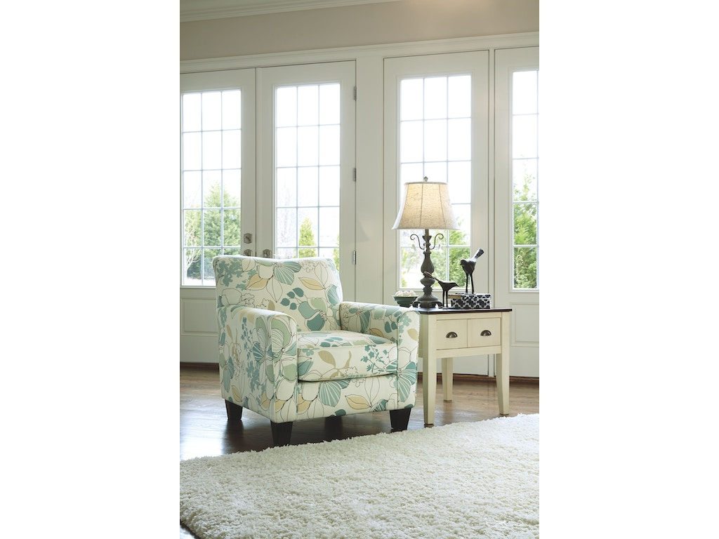 Signature Design By Ashley Living Room Accent Chair 2820021 Furniture Plus