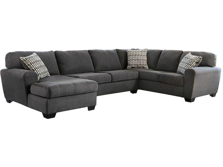 Tremendous Benchcraft Living Room Sorenton 3 Piece Sectional With Uwap Interior Chair Design Uwaporg