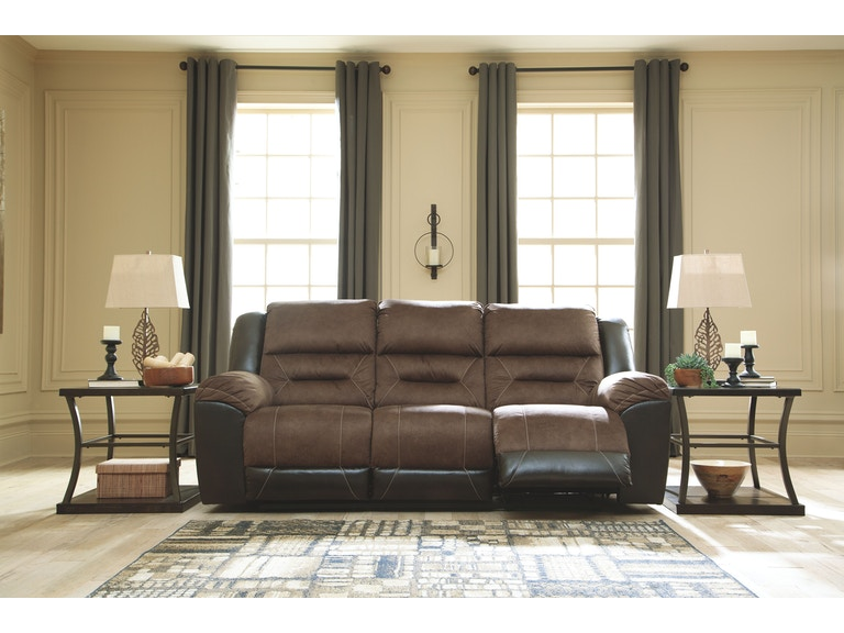Signature Design By Ashley Living Room Reclining Sofa 2910188