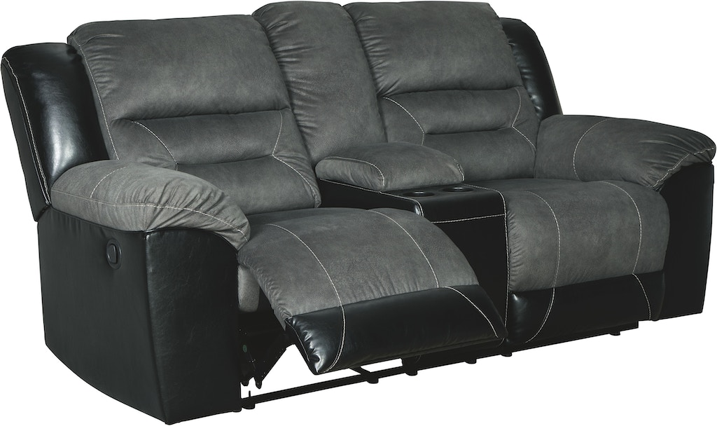 Brilliant Earhart Reclining Loveseat With Console Gamerscity Chair Design For Home Gamerscityorg