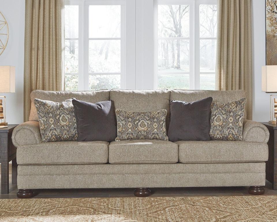 Signature Design by Ashley Living Room Kananwood Sofa ...