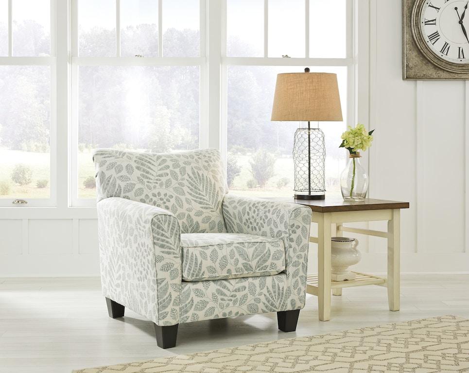 Remarkable Signature Design By Ashley Living Room Kilarney Accent Chair Short Links Chair Design For Home Short Linksinfo