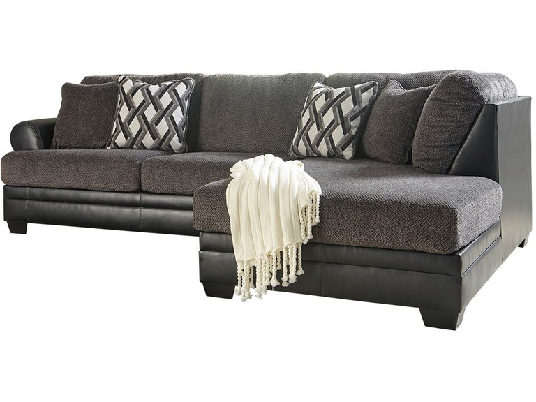 Surprising Kumasi 2 Piece Sectional With Chaise Andrewgaddart Wooden Chair Designs For Living Room Andrewgaddartcom