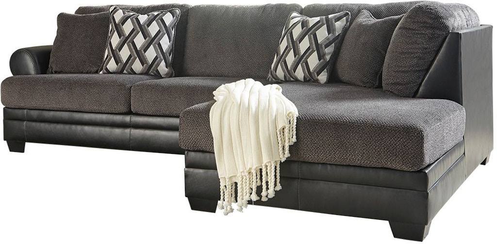 Benchcraft Living Room Kumasi 2 Piece Sectional With