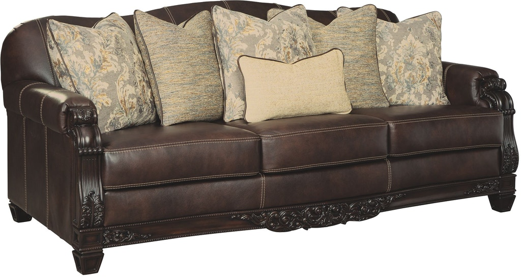 Incredible Signature Design By Ashley Living Room Embrook Sofa 3250138 Creativecarmelina Interior Chair Design Creativecarmelinacom