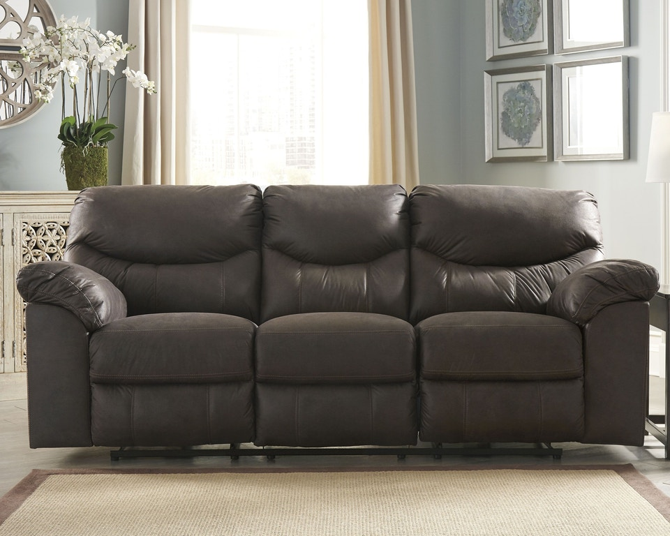 Signature Design By Ashley Living Room Boxberg Reclining