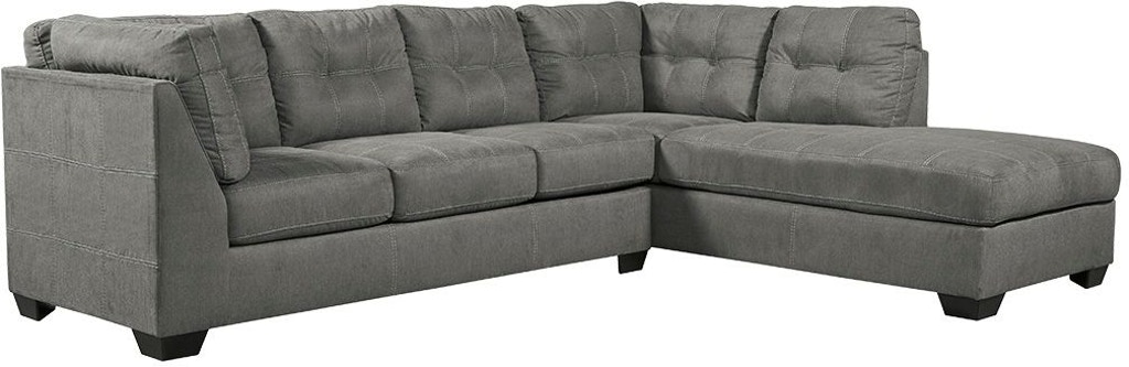 uk availability 5698d e7853 Ashley Living Room Pitkin 2-Piece Sectional with Chaise ...