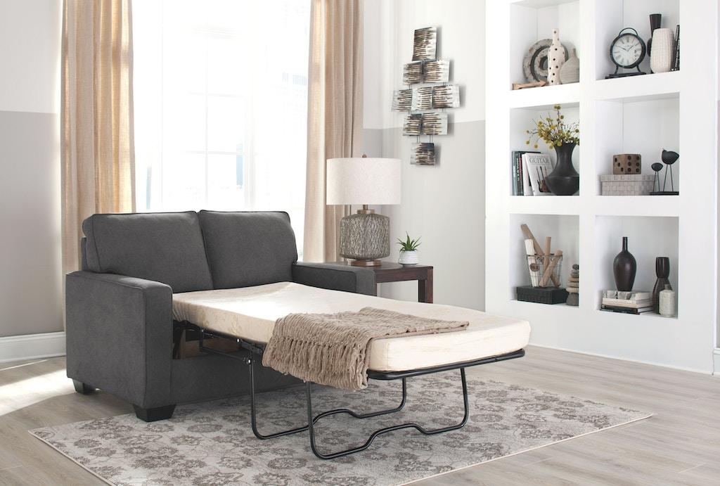 Signature Design By Ashley Living Room Zeb Twin Sofa