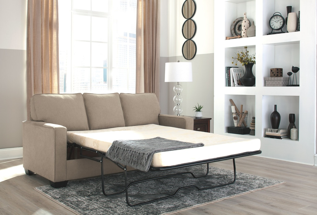 The Signature Design By Ashley Living Room Full Sofa Sleeper Is Available In Jacobus And York Pa Area From Smith Village Home Furniture