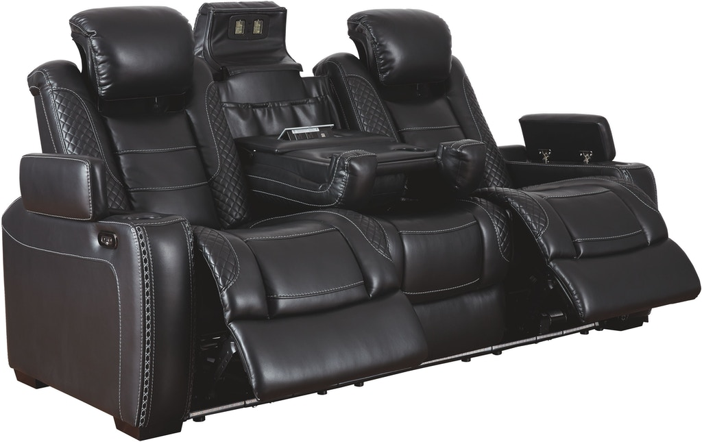 Brilliant Party Time Power Reclining Sofa Pdpeps Interior Chair Design Pdpepsorg