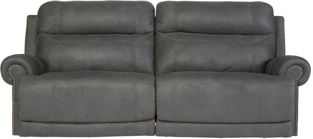 Enjoyable Signature Design By Ashley Living Room Austere Reclining Short Links Chair Design For Home Short Linksinfo