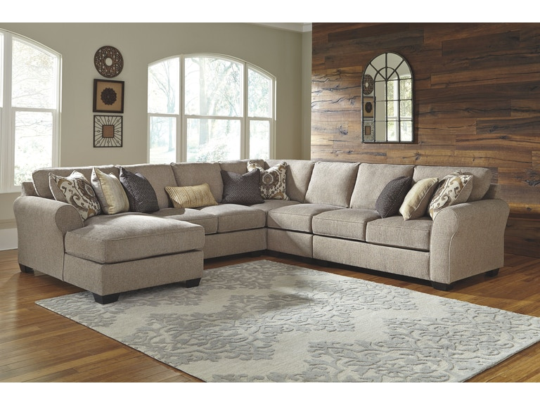 Signature Design By Ashley Living Room Laf Corner Chaise 3910216 Sofas Unlimited Mechanicsburg And Harrisburg Pa