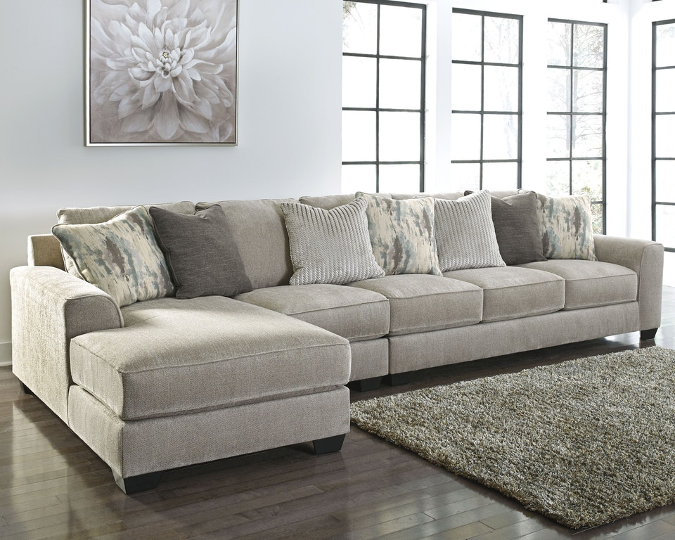 Brilliant Ardsley 3 Piece Sectional With Chaise Uwap Interior Chair Design Uwaporg