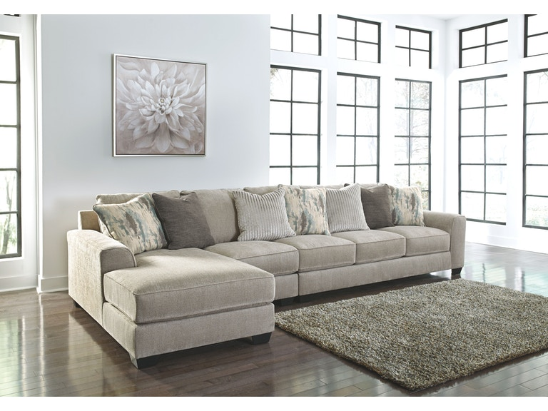Signature Design By Ashley Living Room Raf Sofa 3950467