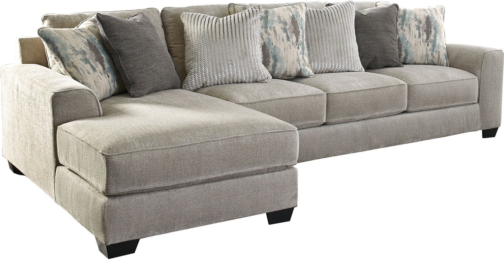 Wondrous Benchcraft Living Room Ardsley 2 Piece Sectional With Chaise Uwap Interior Chair Design Uwaporg