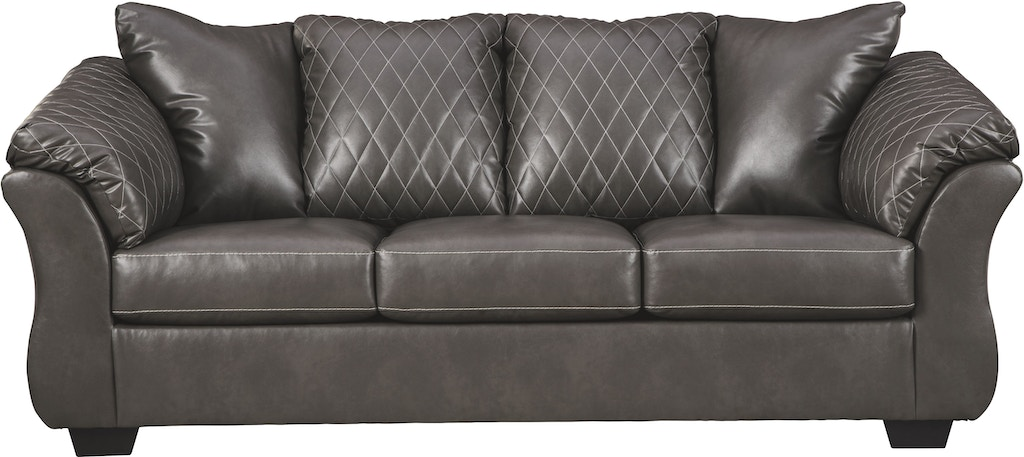 Signature Design by Ashley Living Room Betrillo Full Sofa ...