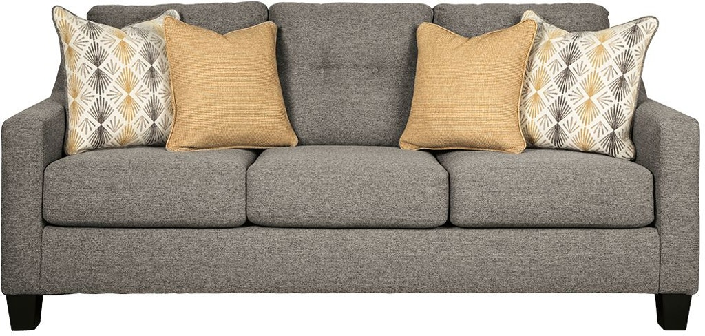 Admirable Benchcraft Living Room Daylon Queen Sofa Sleeper 4230439 Gmtry Best Dining Table And Chair Ideas Images Gmtryco