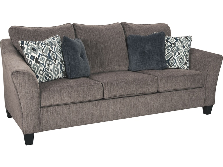 Signature Design By Ashley Living Room Nemoli Sofa 4580638 - Turner Furniture Company - Avon Park