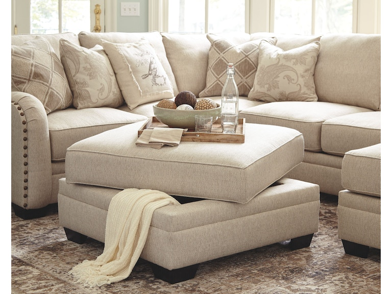 Millennium Living Room Ottoman With Storage 5250111 Tate Furniture Phenix City Al And Columbus Ga