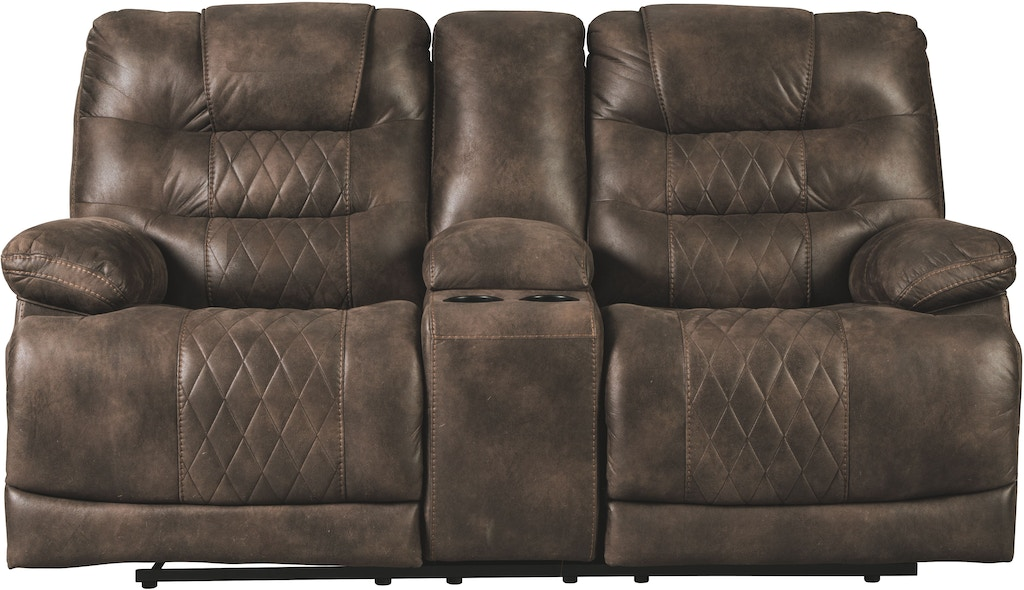 Astonishing Welsford Power Reclining Loveseat With Console Machost Co Dining Chair Design Ideas Machostcouk