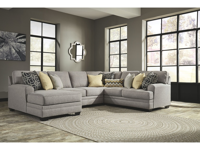 Signature Design By Ashley Living Room Laf Corner Chaise 5490716 Tate Furniture Phenix City Al And Columbus Ga