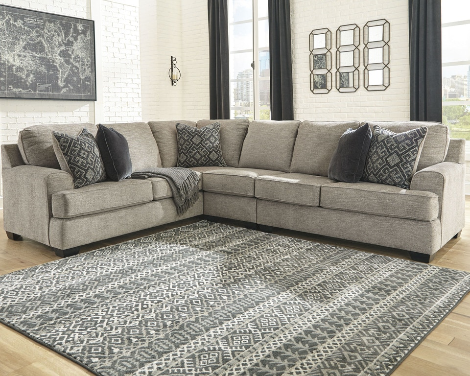 Signature Design by Ashley Living Room Bovarian 3-Piece ...