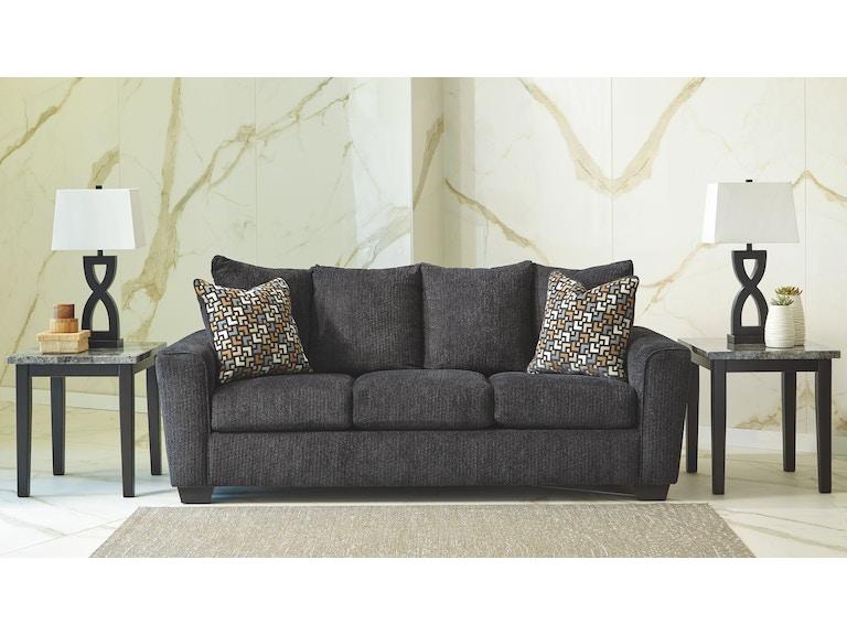benchcraft living room sofa 5700238 hennen furniture st cloud