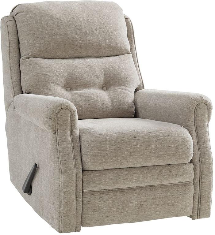 Signature Design By Ashley Living Room Penzberg Recliner 5710527 Blockers Furniture Ocala Fl