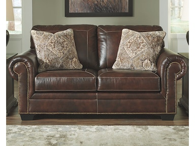 Signature Design By Ashley Living Room Roleson Loveseat