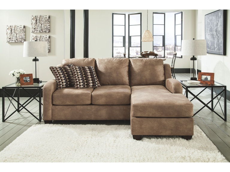 Signature Design By Ashley Living Room Sofa Chaise 6000318 Kamin Furniture Victoria Texas