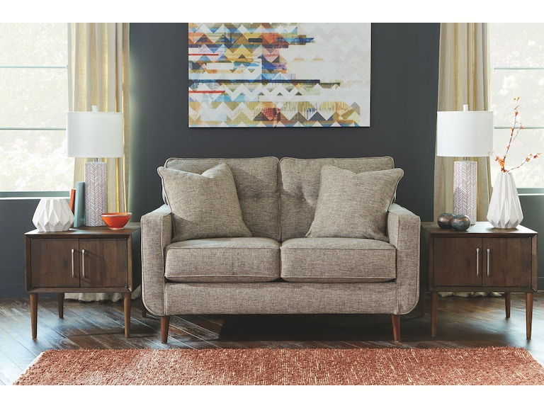 Signature Design By Ashley Sofa Loveseat On Sale At