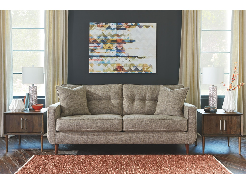 Signature Design By Ashley Living Room Sofa 6280238 Charter Furniture Dallas Fort Worth Tx
