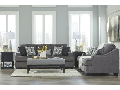 Signature Design By Ashley Living Room Gilmer Loveseat