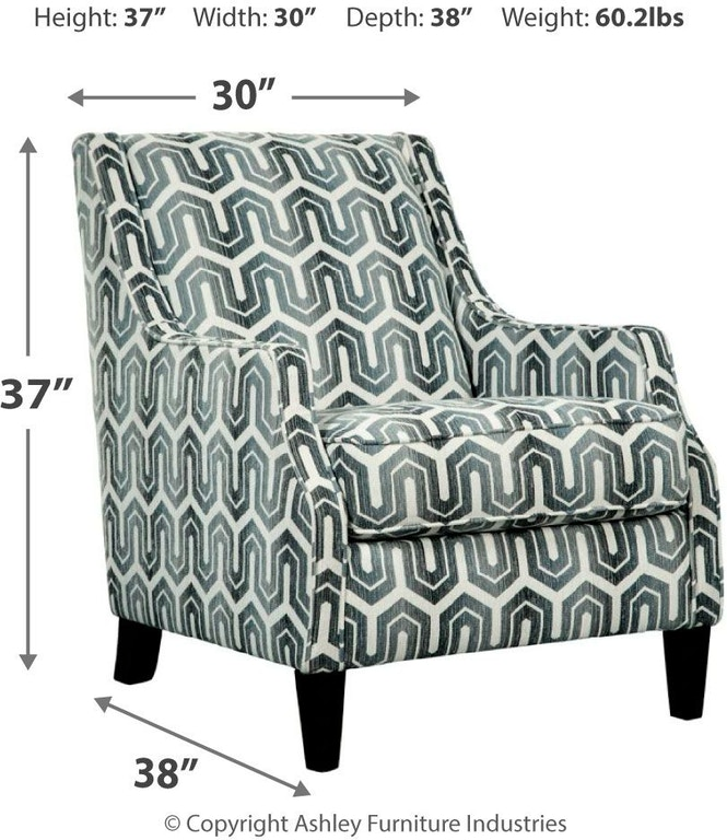 Signature Design By Ashley Living Room Gilmer Chair