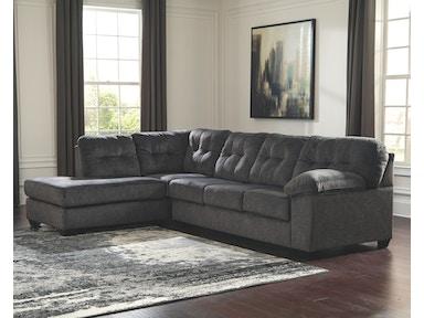 Signature Design By Ashley Living Room Raf Sofa